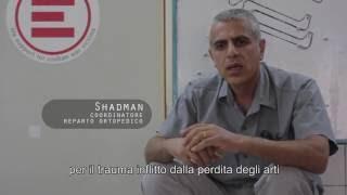 I passi della speranza - Centro di riabilitazione di EMERGENCY a Sulaimaniya, Iraq
