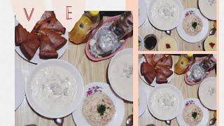 لبنات والله ما توقعت اني🍲 غادية نطبخ هدا لوجبة فأول نهار من رمضان ولكن تصدمة😜😳 من ساليت توجد ديالها