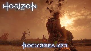 Rockbreaker - Horizon Zero Dawn: Complete Edition PS5 Gameplay Part 95