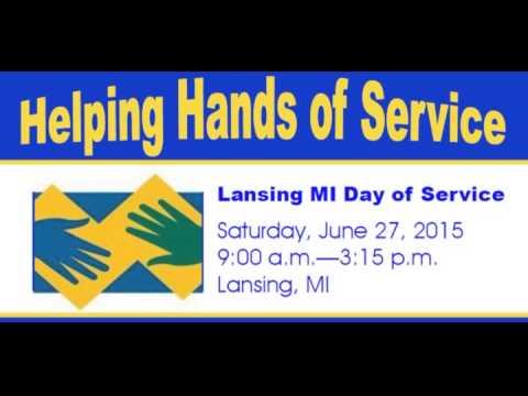 Mormon Helping Hands: Lansing Michigan Stake Day of Service 2015