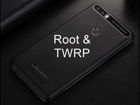 Leagoo Kiicaa Power TWRP & ROOT - Tutorial how to upload