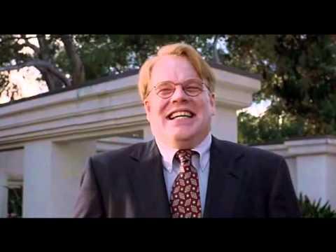 The Big Lebowski- Phillip Seymour Hoffman laugh