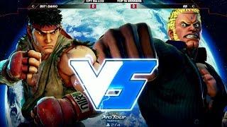 Daigo Umehara (Ryu) vs RB (Urien) - CPT North America - Last Chance Qualifier
