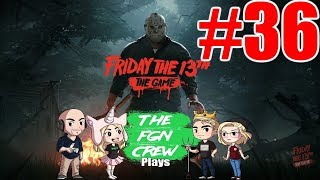 WASNT WORTH IT | FRIDAY THE 13TH THE GAME GAMEPLAY #36