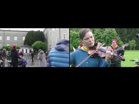 Danser encore - Flashmob Salzburg 19.5.2021