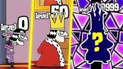 HIGHEST KING LEVEL UNLOCKED? // Murder (Flash Game)