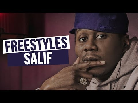 Youtube: 👉 SALIF 👈 | MEDLEY FREESTYLES