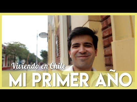 Un año viviendo en Chile