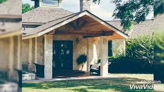 Custom Residential Front Porch Cover - Freedom Outdoor Living San Antonio, TX