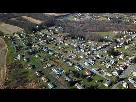 DJI 0032  Flight Around Jersey Shore, PA.  11-29-2017