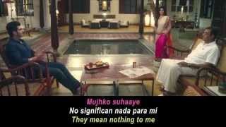 2 States - Mast Magan lyrics, Subtitulos en Español and English Subtitles