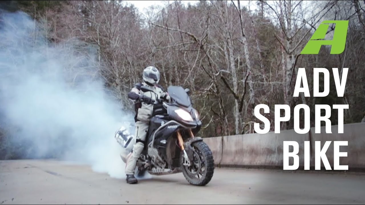 Adv Sport Bike S1000 Xr Off Road Youtube
