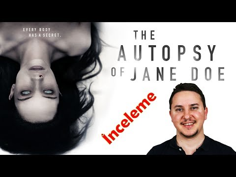 Gerilim Filmi İncelemesi | THE AUTOPSY OF JANE DOE