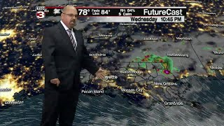 Rob's 6pm Full Weather Forecast