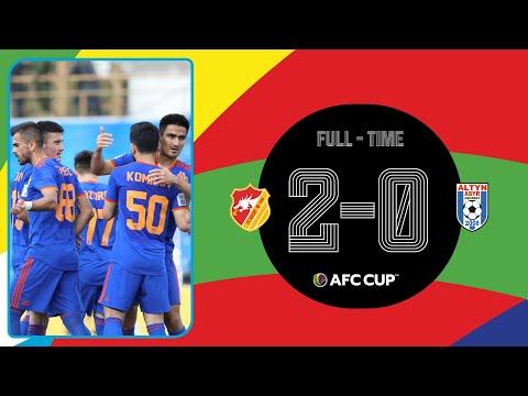 #AFCCUP2021 - Full Match - Group F   FC Nasaf (UZB) vs Altyn Asyr FC (TKM)