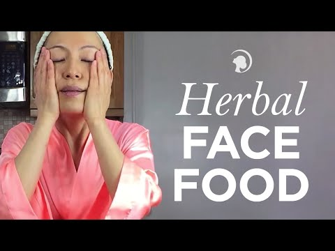 Herbal Face Food  - It Will Sting and Repair Your Skin