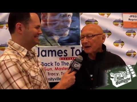 Niagara Falls Comic Con 2014: James Tolkan