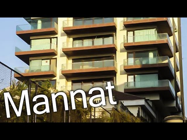 Salman always wondered what would Sharukh do in Mannat