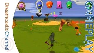 Ooga Booga Gameplay (Dreamcast) | HD@60fps