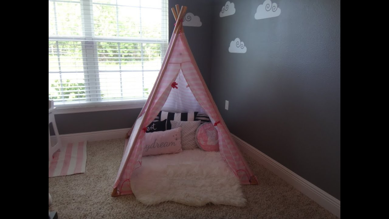 & Target Our Generation Teepee Tent Tour Plus Review - YouTube