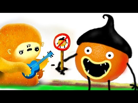 ЧУЧЕЛ и ВИШНЯ #1 Веселые Приключения Чучела и Кекела Игра для Детей Lion Boy