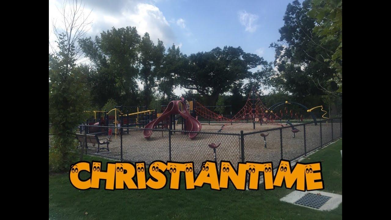 RiverFront Park Playground Glastonbury CT