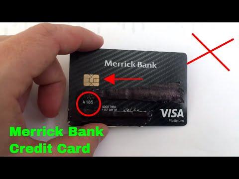 ✅  Merrick Bank Visa Credit Card Review 🔴