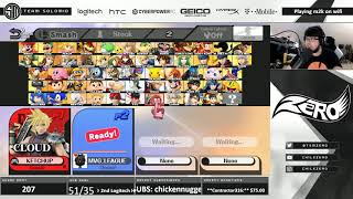 2GGC SCR Champ! Playing M2K on wifi! Streaming on Twitch!