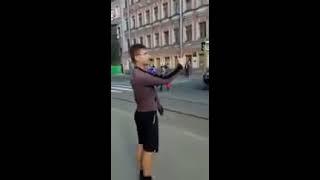 Зазывала в Питере  / Прикол / Funny videos