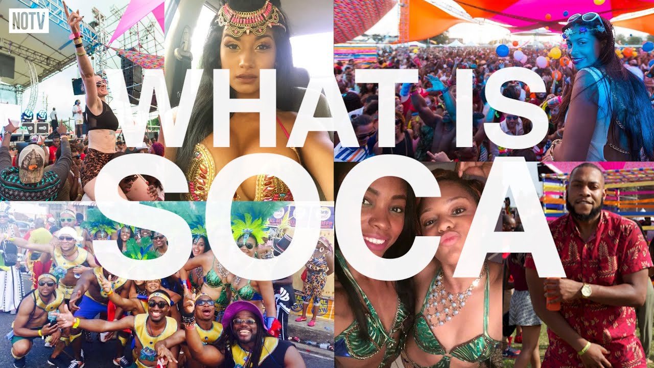 What Is Soca?