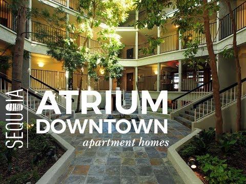 Atrium Downtown | Walnut Creek, CA | Sequoia