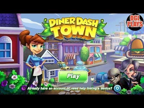 Diner DASH Adventures Gameplay (Android IOS)