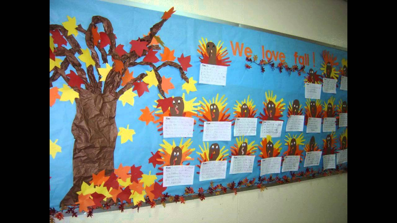 Awesome classroom decorating ideas youtube for Classroom wall mural ideas
