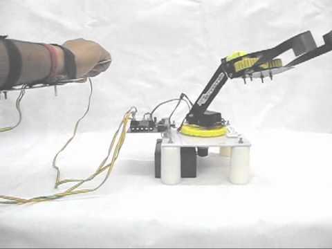 Haptic Robotic Arm
