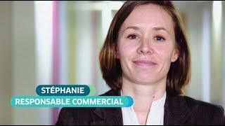 Stéphanie : Responsable commercial ENGIE