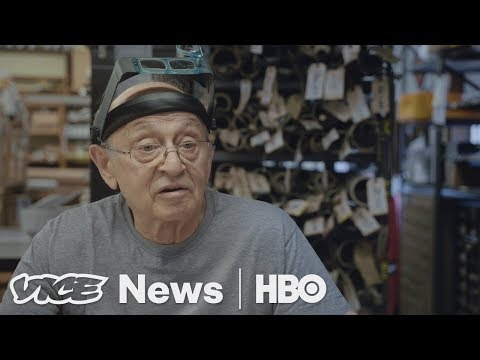83-Year-Old Engineer Is The Face Of America's Aging Workforce (HBO)