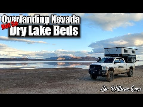 not-so-dry-lake-beds-in-nevada-desert---sir-william-goes-vee-logs