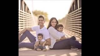 "Aishwarya Rai's Brother ""Aditya Rai with Wife & Children"""