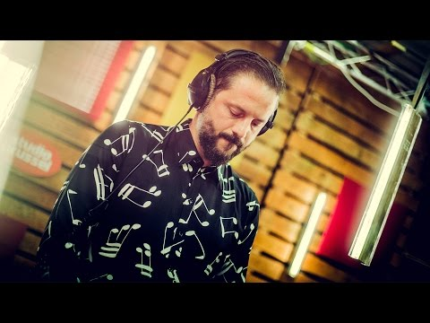 The Magician - live bij Studio Brussel