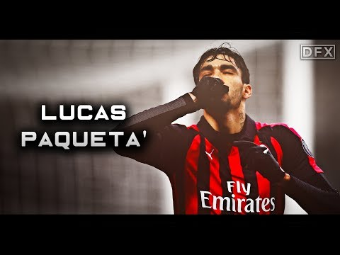 Lucas Paquetá - AC Milan - 2019 - Skills & Goals - HD