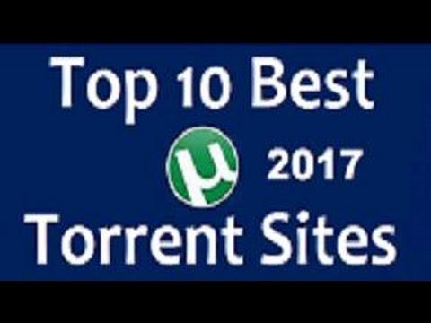 Top 10 Best Torrent Sites (New Torrent Websites) January 2017 - YouTube