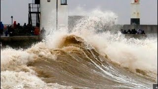 Storms Ellen And Francis To Hit Britain With Weeks Of Wild Weather