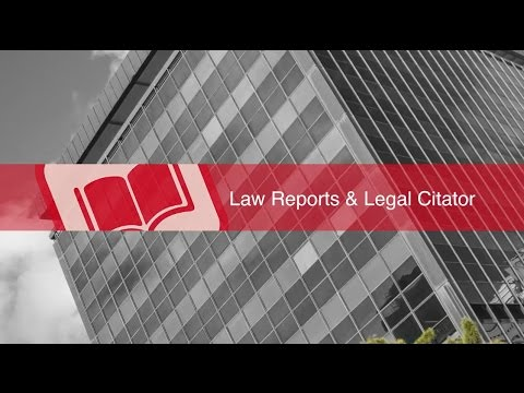 1. Donoghue v. Stevenson: The History of Law Reporting