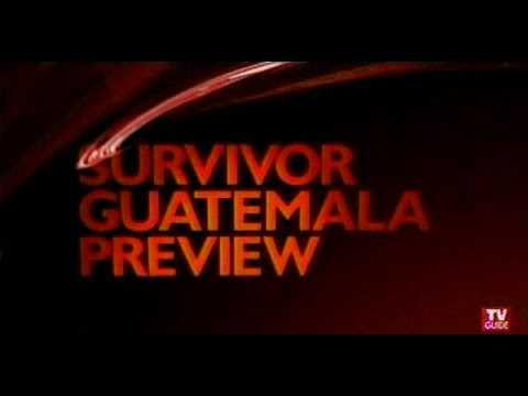 survivor Guatemala TV Guide Preview