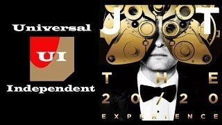 Justin Timberlake - Dress On   The 20/20 Experience (1+2)   HD/HQ 720p/1080p