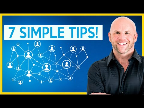 Network Marketing Basics — 7 Tips for Getting Started in Network Marketing