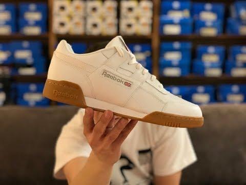 d73435d068fd Reebok Lifestyle Workout Low Clean FVS Men s Sneaker Shoe
