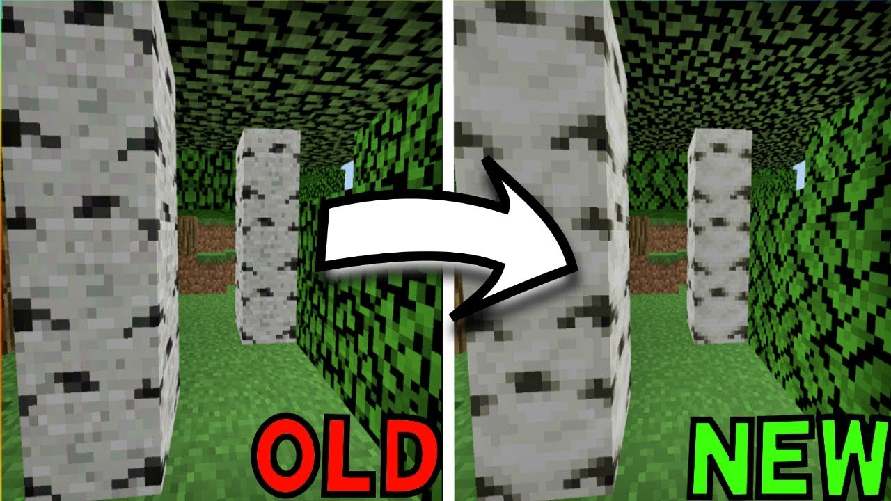 How To Install The New Official Minecraft Texture Pack 2018 Youtube