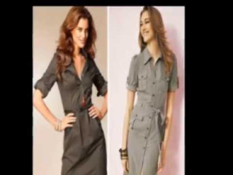 f36c5e9ffec Платье Сафари - YouTube