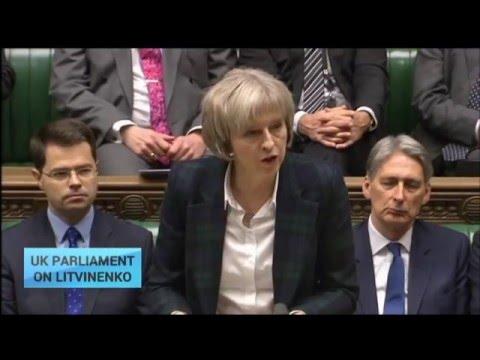 UK Parliament on Litvinenko Murder: Britain summons Russian ambassador, freezes assets